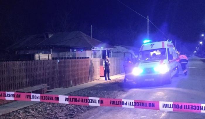 Un bărbat din Călăraşi a incendiat o familie cu două bombe artizanale şi apoi s-a sinucis