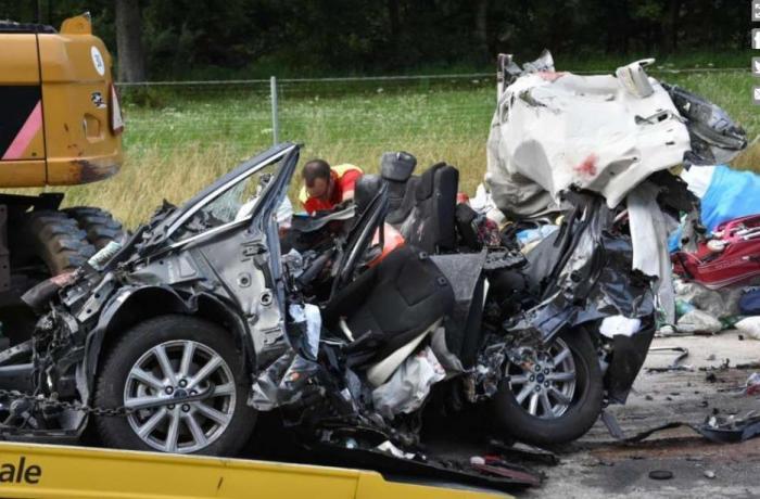 Şoferul român de TIR care a omorât două fetiţe şi pe părinţii lor, în Elveţia, va sta toată viaţa în scaun cu rotile