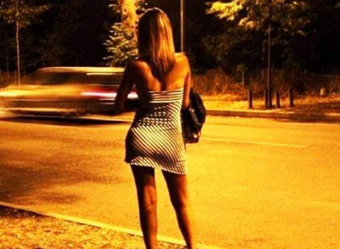 Prostituată româncă din Italia