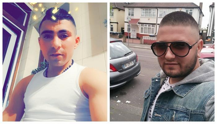 Cei doi români au fost arestaţi la Londra pentru crima oribilă