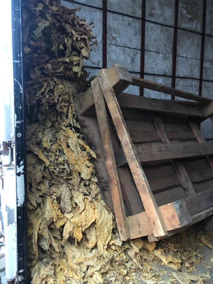 Percheziții la contrabandiștii de tutun