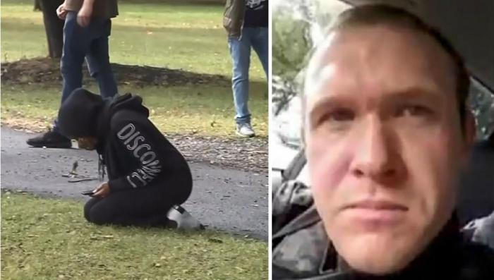 Brenton Tarrant şi ruda unei victime din atacul din Noua Zeelandă