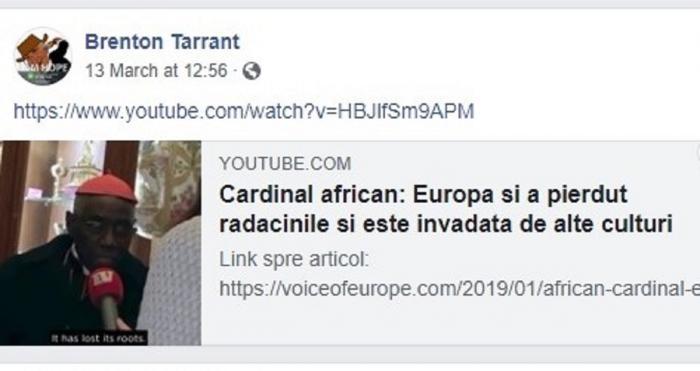 Exclusiv: Autorul masacrului din Noua Zeelandă a fost de două ori în România
