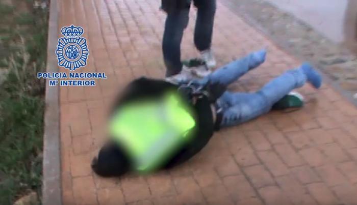 Doi români arestaţi în Spania
