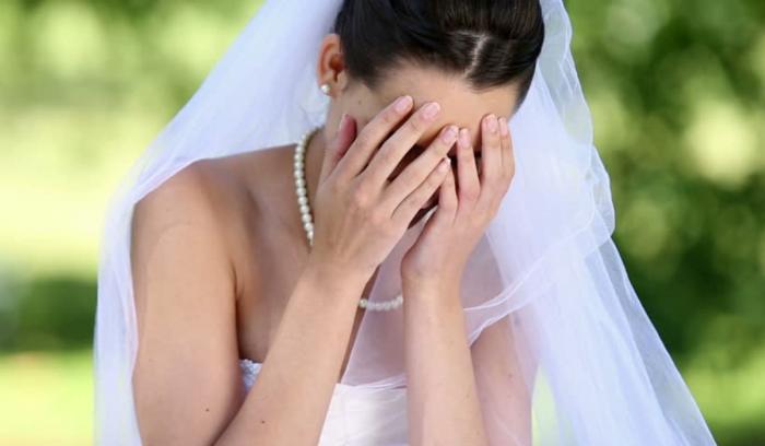 O mireasă a rămas văduvă la numai patru zile după nunta de vis