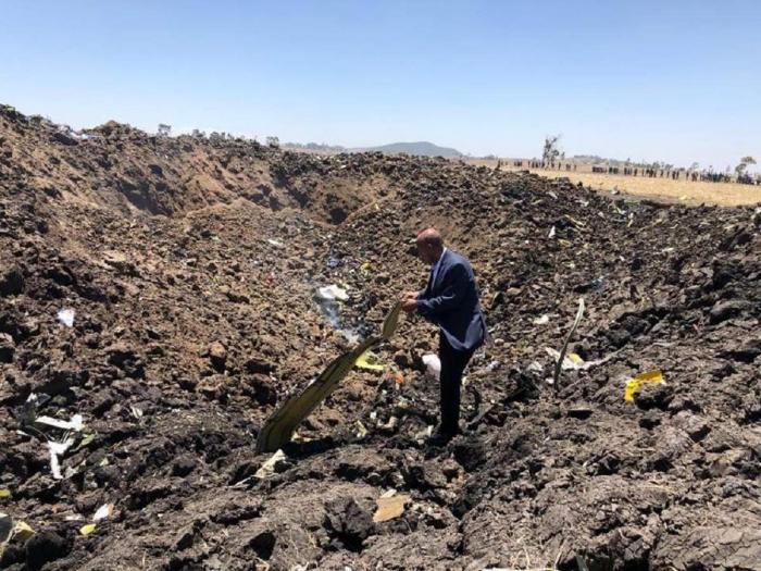 Conducerea Boeing, scrisoare deschisă după tragedia aviatică din Etiopia