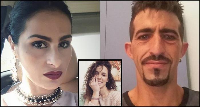 Ei sunt presupuşii criminali ai Nicolettei, românca torturată şi arsă de vie în Italia. După ce au ucis-o, cei doi iubiţi s-au dus să danseze