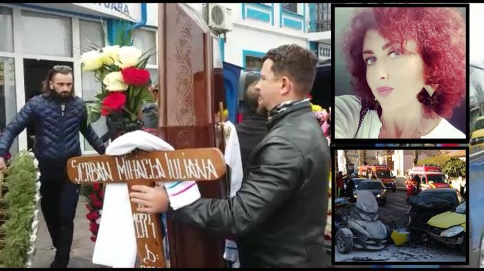 Judecătoarea ucisă la Constanţa de pasiunea pentru motoare, condusă pe ultimul drum de sute de motociclişti