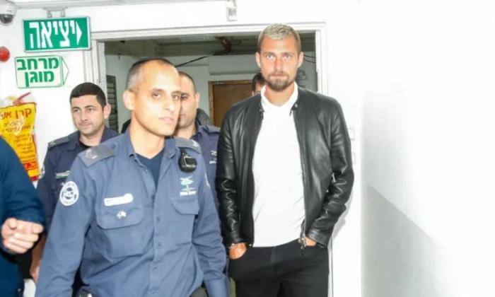 Gabi Tamaş a fost arestat în Israel. A fost prins cu peste 200 la oră, beat, la volan