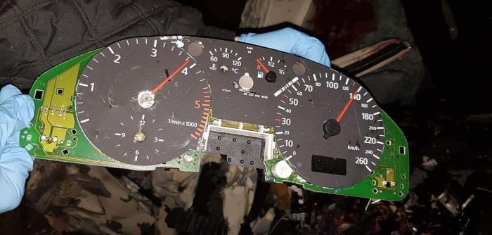 Tânărul care a intrat cu 140 km/h în Zidul Morţii de la Suceava era beat. A murit pe loc