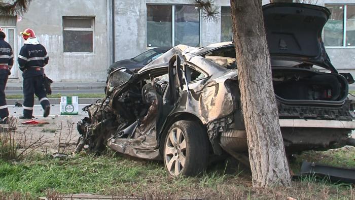 Accident cu doi morţi la Târgu Mureş
