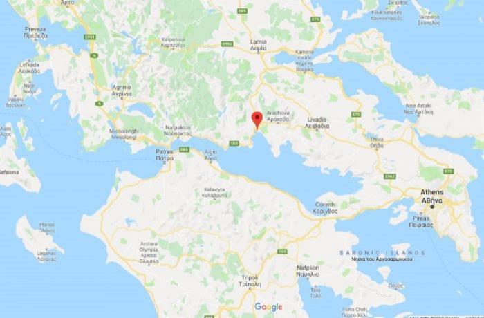 Cutremur puternic în Grecia, la doar 14 kilometri adâncime. Seismul a fost resimţit la Atena