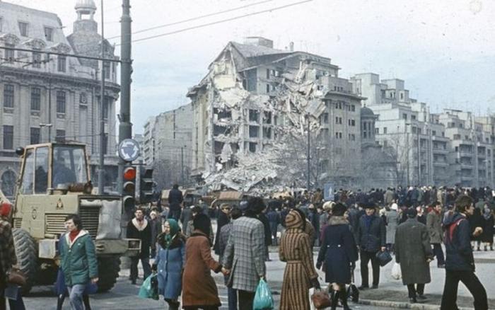 Cutremur 1977 București