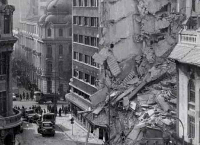 Cutremur București 1977