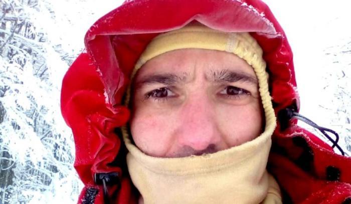 Andrei Haiduc, angajat ISU Târgu Mureş dispărut de cinci zile pe munte