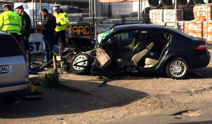 Şoferul care a provocat cumplitul accident cu cinci morţi din Râmnicu Sărat, lăsat liber