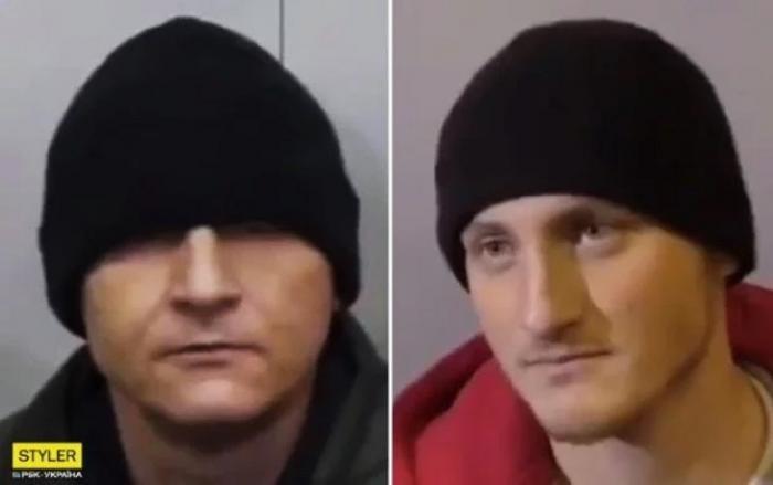 Bărbați din Ucraina, acuzați de canibalism