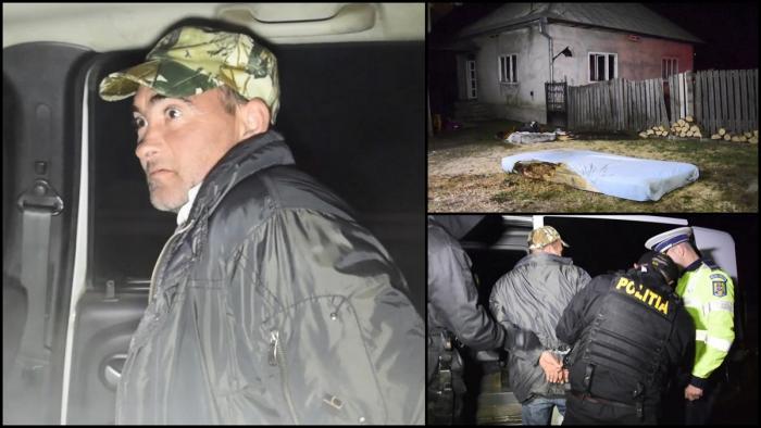 Un bistriţean şi-a incendiat iubita, după o ceartă la grătar. A stropit casa femeii cu benzină şi i-a dat foc (Video)