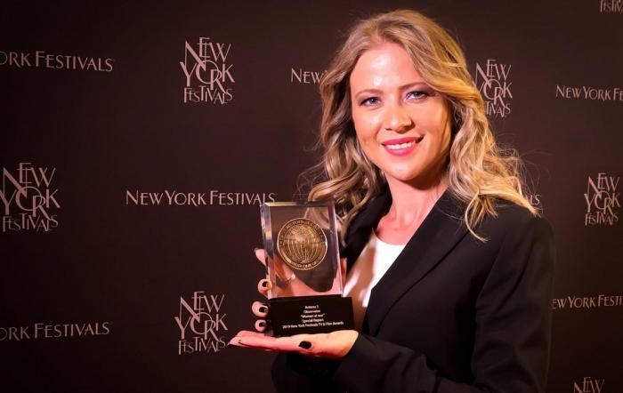 Observator, premiat la New York Festivals World`s Best TV&Films 2019