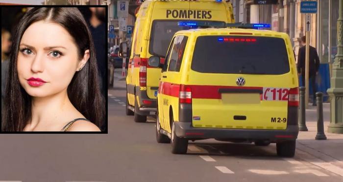 Accidentul în care şi-a pierdut viaţa s-a produs pe trecerea de pietoni de pe Bulevardul Jette, în Koekelberg