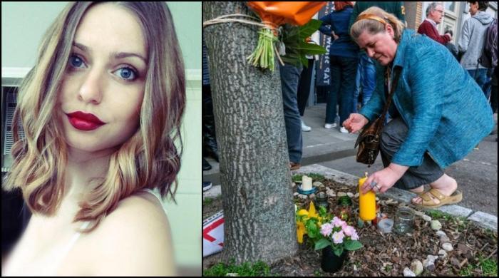 Dariana Palcău a murit pe loc