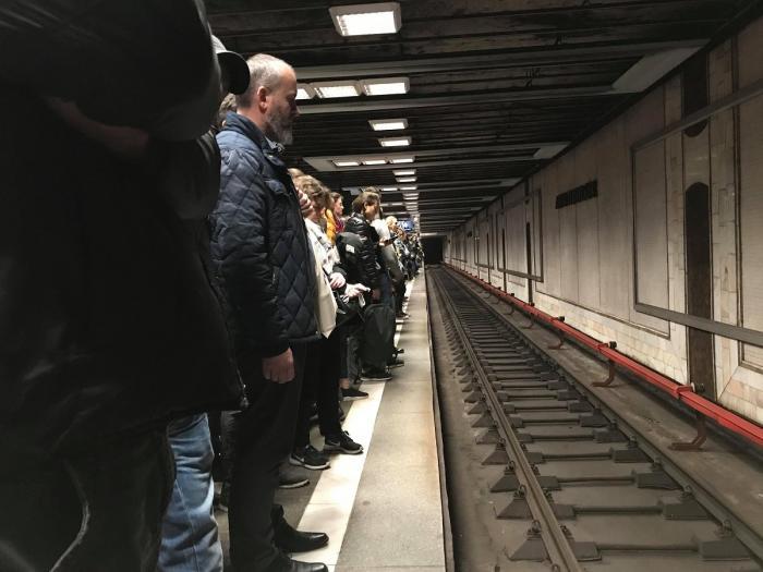 Probleme la metrou, pe magistrala Pipera - Berceni