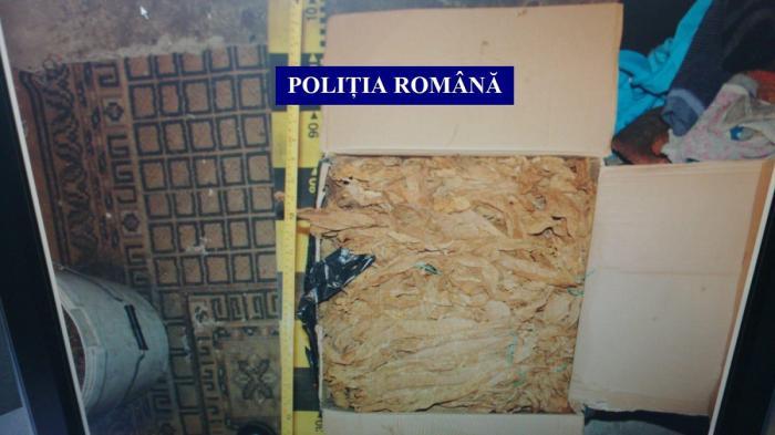 Percheziții ample, în 17 județe și București, împotriva contrabandiștilor de tutun