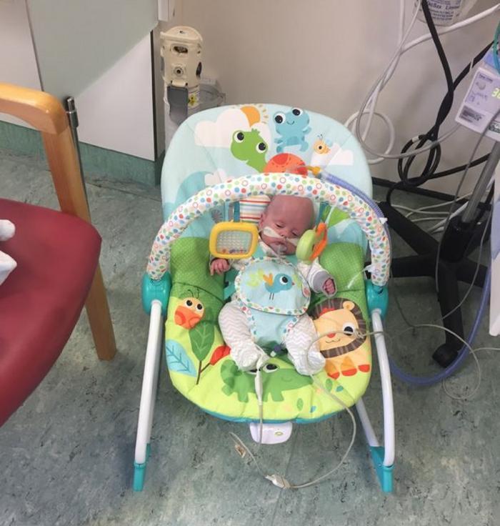 Copil născut prematur