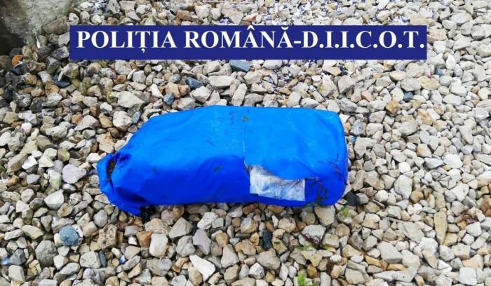 Un sac cu droguri a fost găsit pe plaja Cap Aurora