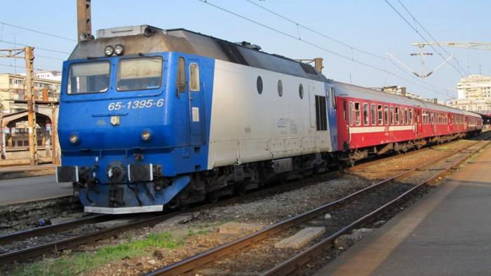 Tânăr călcat de tren, la Verești, Suceava