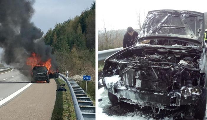 Şofer român de TIR, erou în Germania după ce a salvat viaţa a două tinere