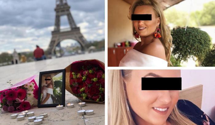 Andreea, fata din Gilău moartă la Paris chiar înainte să fie cerută în căsătorie