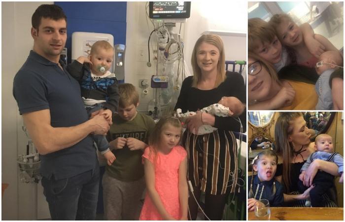 Fetiţa i-a salvat viaţa frăţiorului ei, după ce a cerut să devină donatorul lui