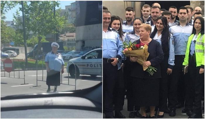 Povestea doamnei Geta, polițista înjosită pe Facebook: 'Am stricat imaginea Poliției Rutiere'