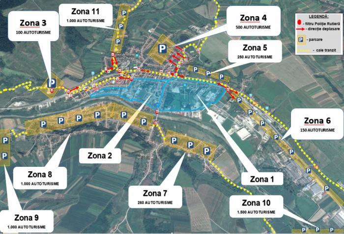 Papa Francisc vine în România. Hărţi şi informaţii utile pentru cei care vor să participe la evenimente