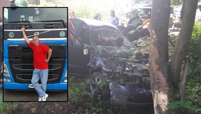 Şofer de TIR mort în accident