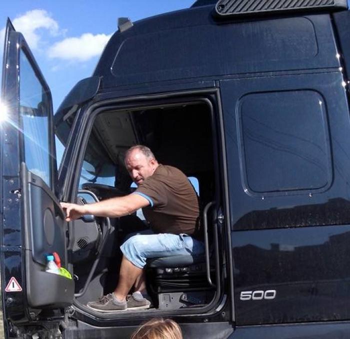 Şofer român mort în Spania. Nicu a ars în camionul aprins ca o torţă, pe autostradă