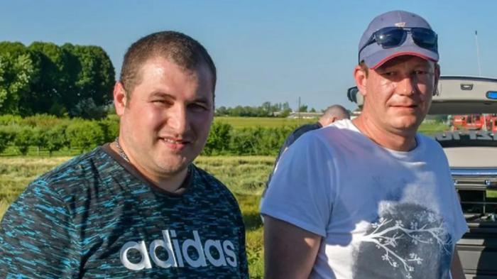 Daniel şi Alexandru, doi şoferi români eroi