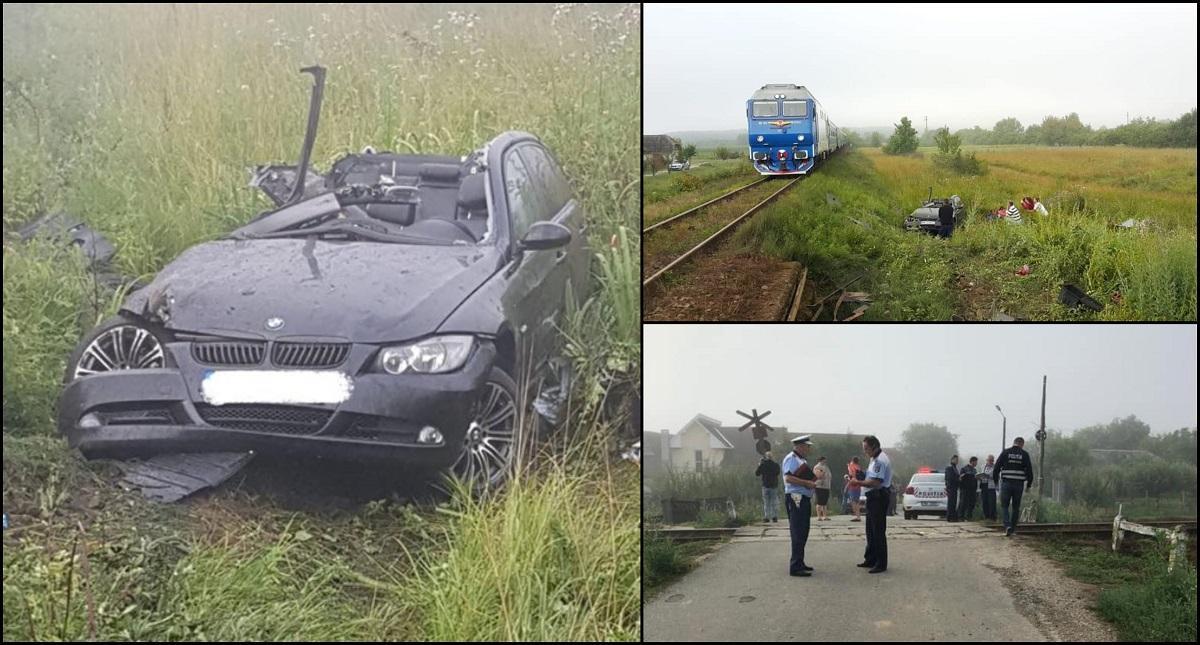 Accident cumplit la Farsig, în Maramureş