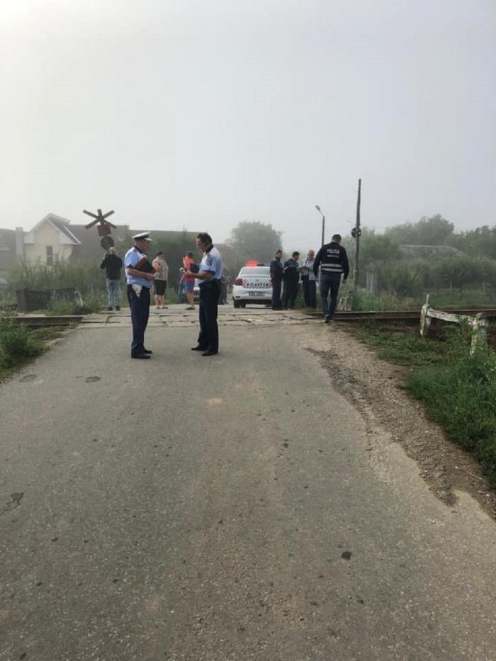 Accident cumplit la Fersig, în Maramureş
