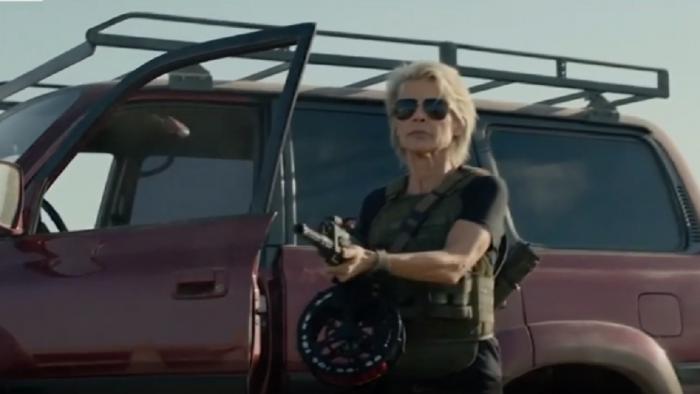 A fost lansat trailerul Terminator