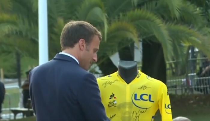 """""""Tricoul galben"""" din Turul Franţei a împlinit 100 de ani"""