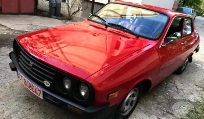 Dacia 1410 Sport, vândută pentru 16.500 de euro