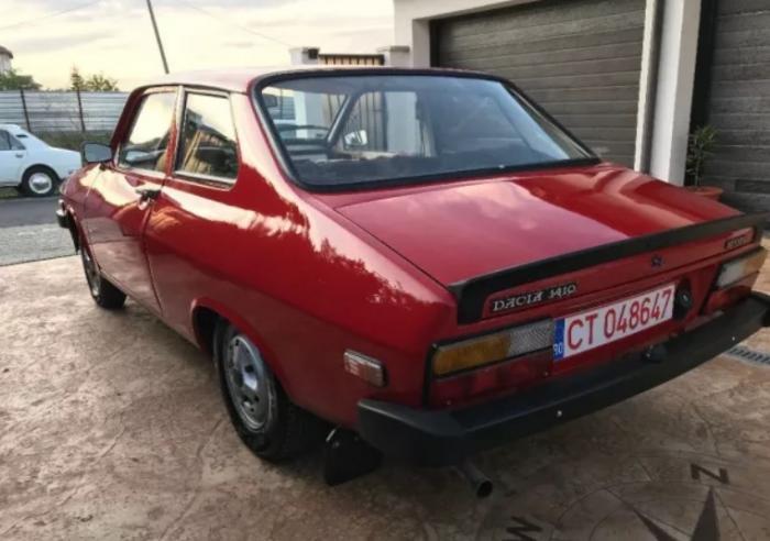 Dacia 1410 Sport scoasă la vânzare pentru 16500 de euro