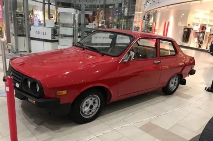 Dacia 1410 Sport la preţ de maşină nouă