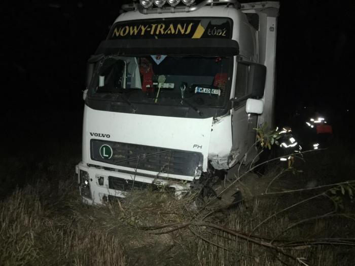 Subofiţer mort pe şosea, la Lugoj. Maşina lui, făcută bucăţi de un TIR
