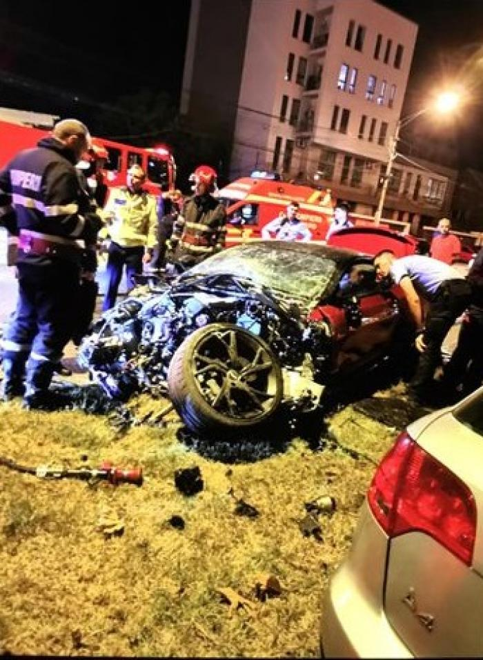 Accident mortal produs de Mario Iorgulescu pe Șoseaua Chitilei