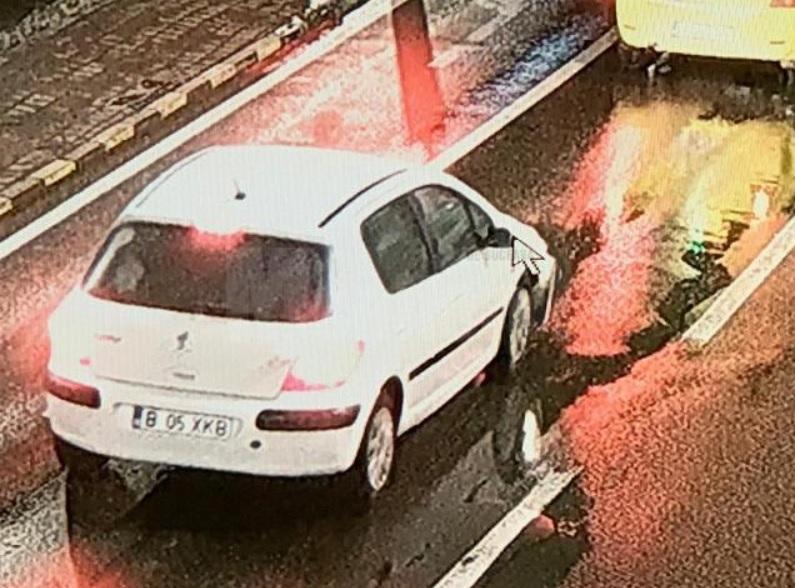Mașina implicată în teribilul accident din Liteni, Suceava