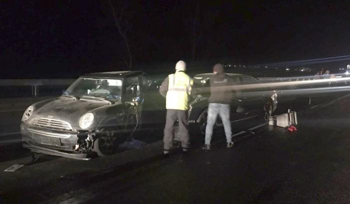 Accident mortal pe DN 7, în satul Lazaret, Sibiu