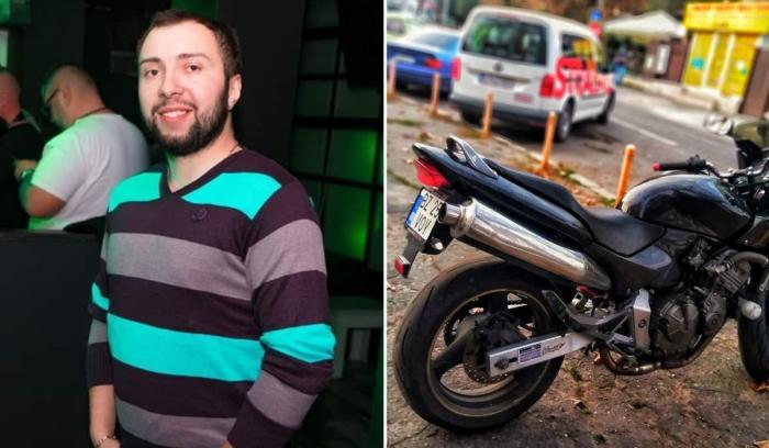 Florin a murit într-un accident în Vadu Paşii, în Buzău